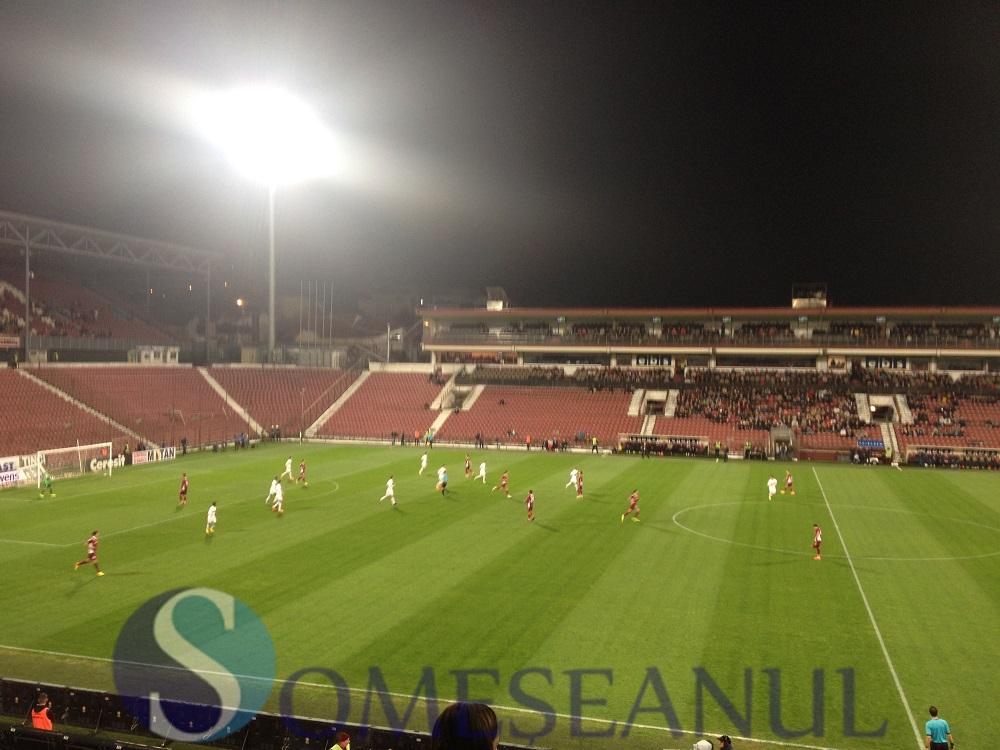 CFR Cluj - Dinamo Bucuresti fotbal (5)
