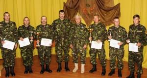 Divizia 4 Infanterie Gemina - Subofiterul Anului - Soldatul Anului