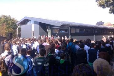 "Inaugurare cu fast la Școala ""Avram Iancu"" din Dej – FOTO/VIDEO"
