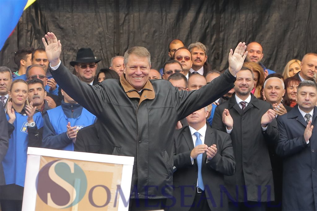 Klaus Iohannis - Aurelian Muresan - Cluj 2014 (11)