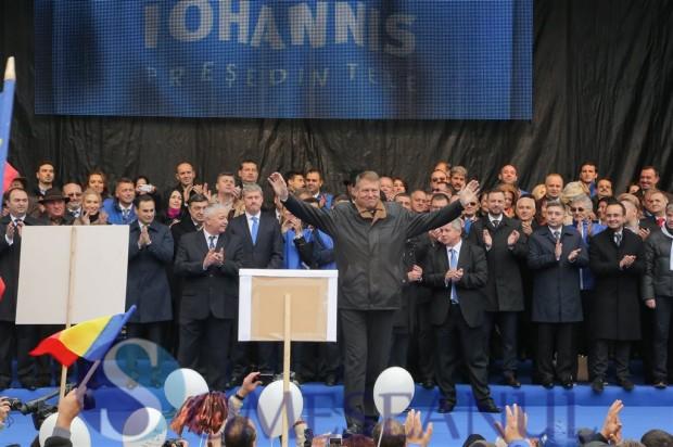 Klaus Iohannis - Aurelian Muresan - Cluj 2014 (9)