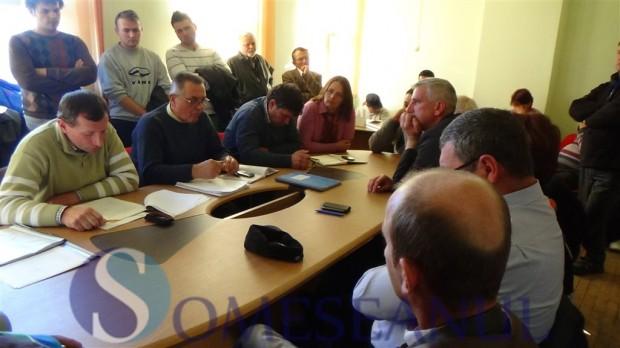 Sedinta Consiliu Local Mica octombrie 2014 (1)
