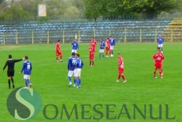 Unirea Dej a terminat la egalitate ultimul amical înainte de startul returului în Liga a III-a