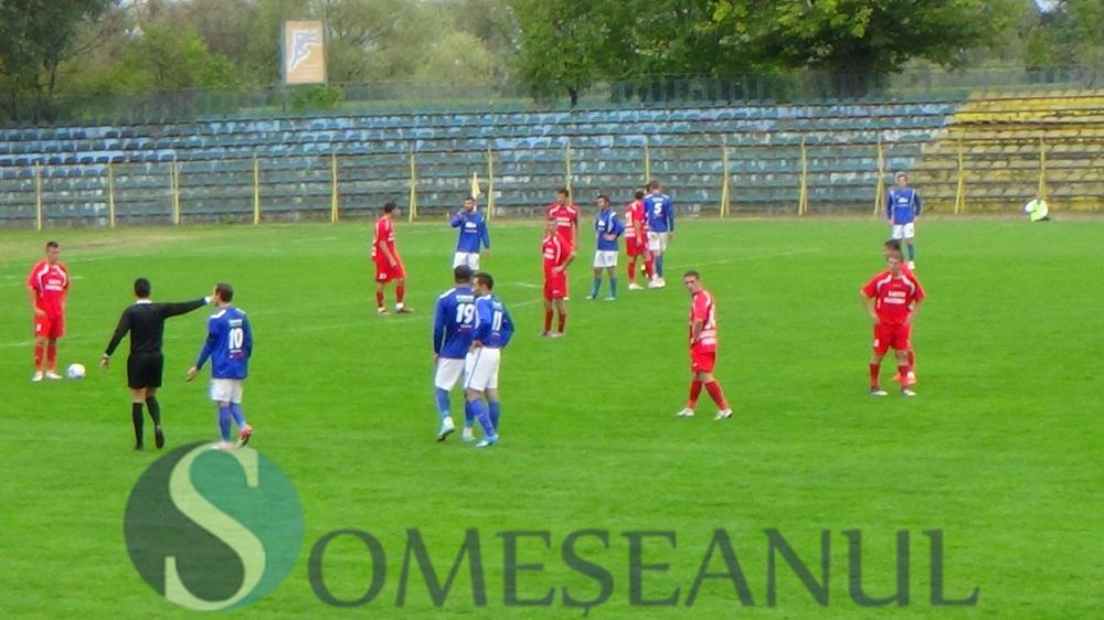 Unirea Dej - Ariesul Turda fotbal (7)