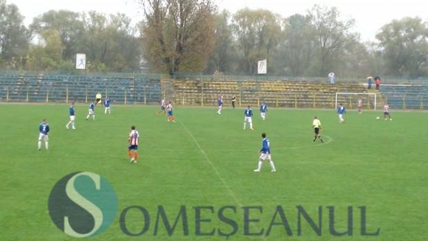 Unirea Dej - FCM Baia Mare fotbal (4)