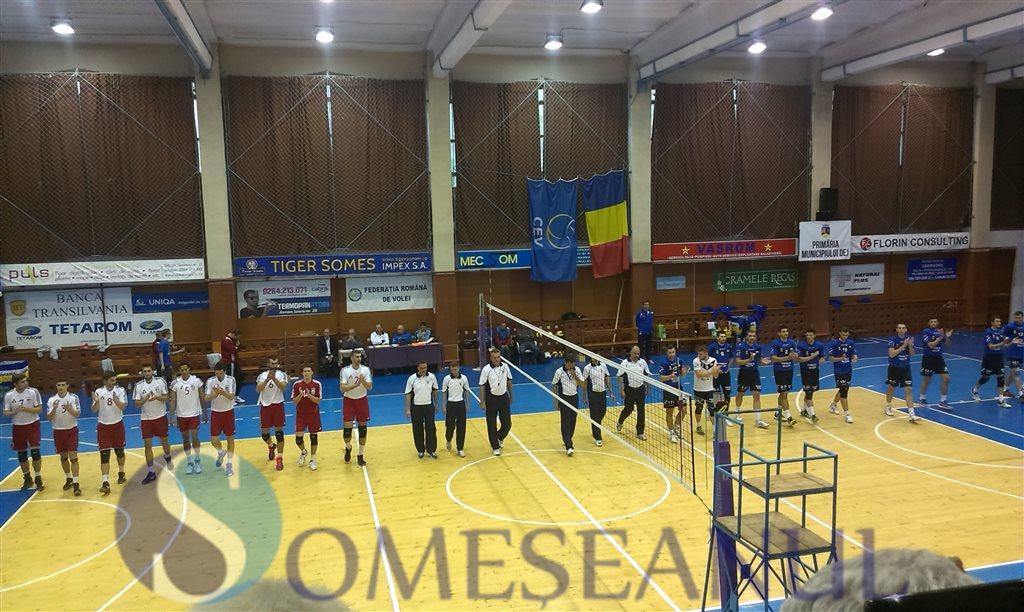 VOLEI Unirea Dej-Dinamo etapa 2 2014 (1)