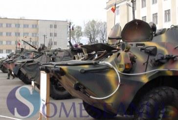 Aproximativ 8.000 de militari din Forţele Terestre Române, la SABER GUARDIAN 2017
