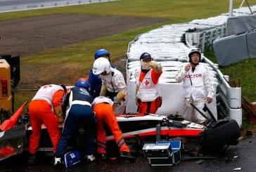 FOTO/VIDEO – Accident înfiorător în Formula 1. Pilotul se zbate între viață și moarte