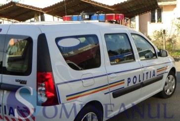 Un tânăr din Reteag s-a ales cu dosar penal. Fără permis, prins beat la volan