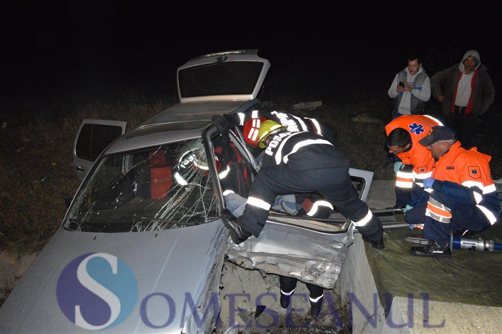 accident centura Gherla 28 octombrie 2014 (1)