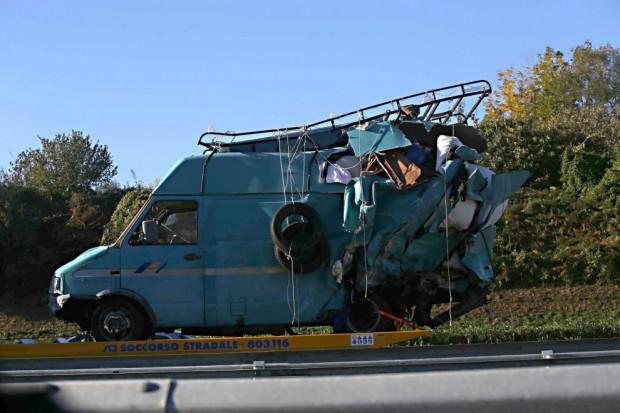 accident romani morti Italia