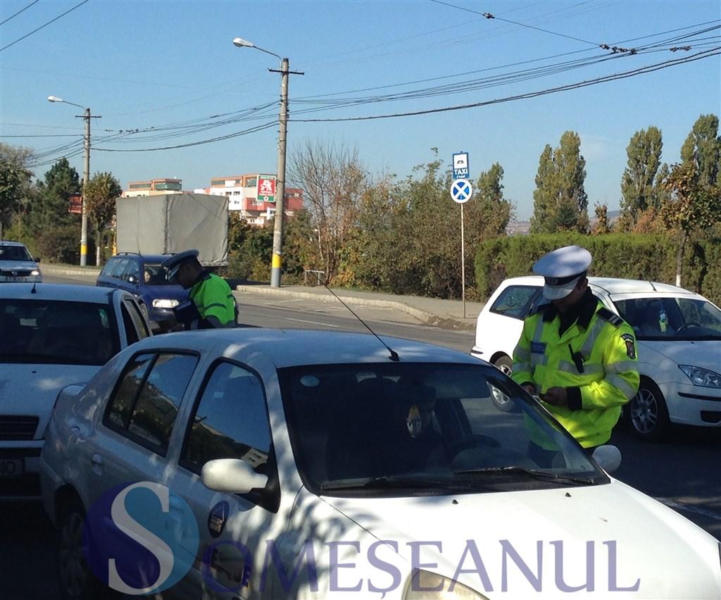 actiune politia cluj-4