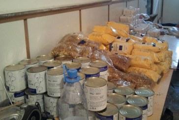 Începe distribuirea ajutoarelor alimentare la Dej