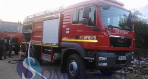 incendiu Fizesu Gherlii pompieri 1 (1)