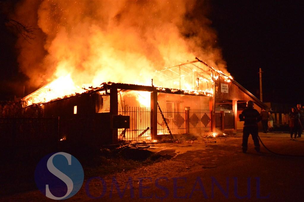 incendiu sacalaia pompierii-26