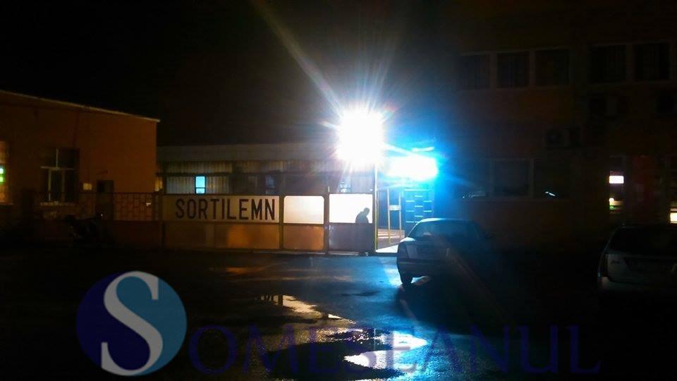 GHERLA | Accident de muncă la Sortilemn. O femeie a ajuns în stare gravă la spital