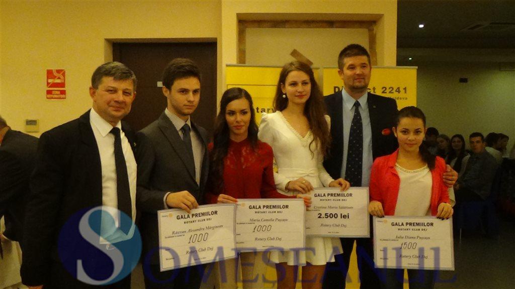 Bal Caritate Rotary Dej 2014 (1)