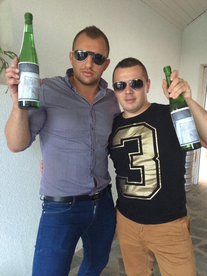 Mihai Madaian si Alex Vitlinger