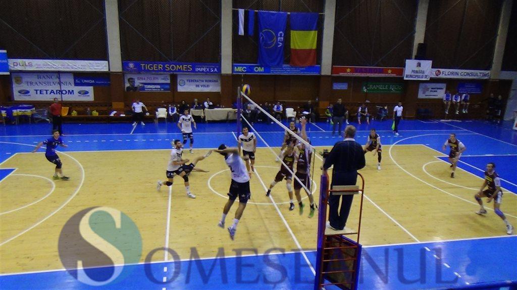 VOLEI Challenge Cup Unirea Dej TTU Tallinn (13)