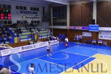 LIVE VOLEI: Unirea Dej – Banatul Caransebeș 3-0 (VIDEO)