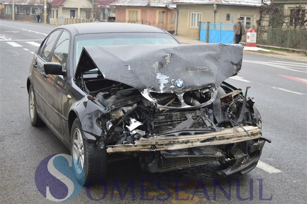 accident iclod trei masini
