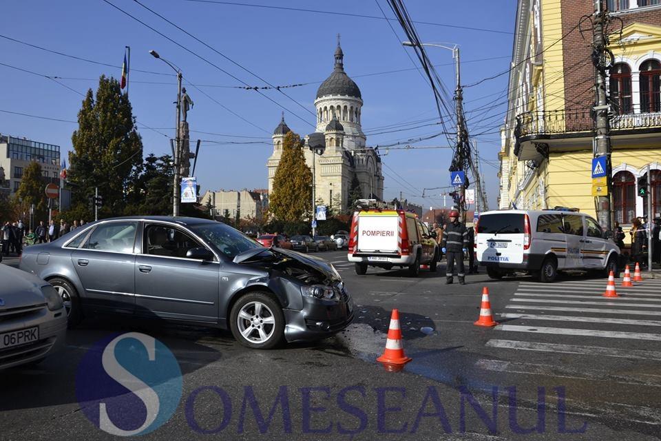 accident masina politie cluj-2