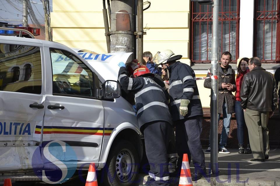 accident masina politie cluj-3