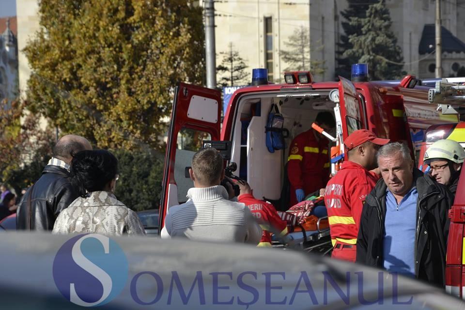 accident masina politie cluj-4