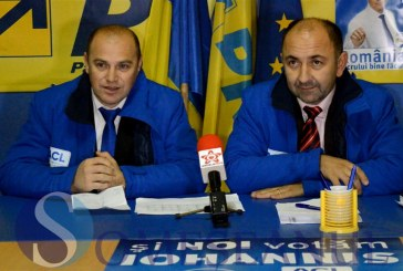 ACL Gherla demarează negocieri cu PMP și UDMR pentru susținerea lui Iohannis – VIDEO