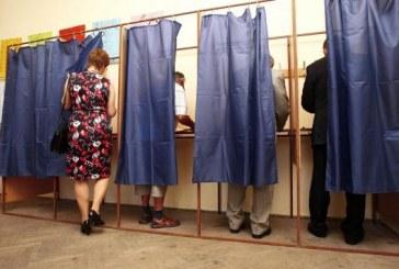 Peste 12.000 de alegători în minus față de luna octombrie