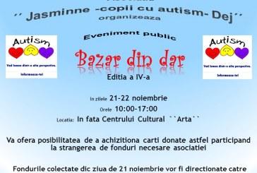"""Bazar din dar"" ajunge la ediția a 4-a la Dej"