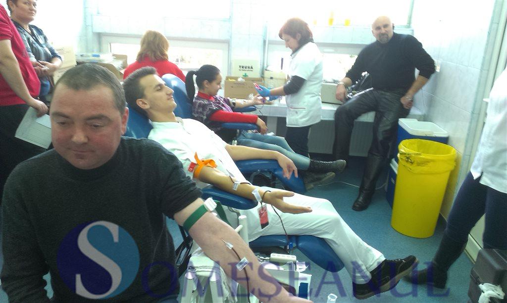 campanie donare sange dej (1)
