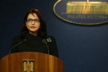 De la Miss Bistrița în arestul Capitalei. Crinuța Dumitrean reținută de procurorii DNA