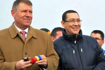 """Ponta își recunoaște înfrângerea: """"L-am sunat pe domnul Iohannis și l-am felicitat"""""""
