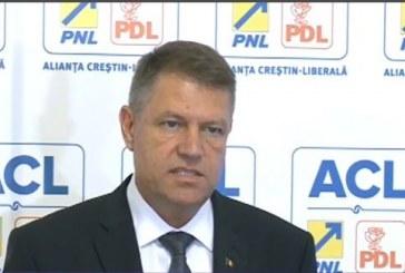 Klaus Iohannis este noul președinte al României