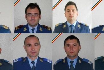 FOTO – Vezi cine sunt militarii decedați în accidentul aviatic în care a fost implicat un elicopter de la Câmpia Turzii