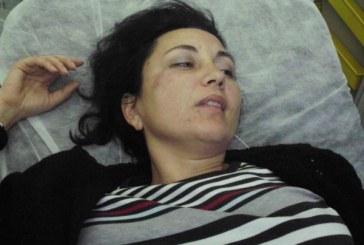 INCREDIBIL! Monica Săsărman, consilier județean Bistrița-Năsăud, bătută în campania electorală cu pumnii și picioarele