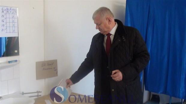 prezidentiale 2014 dej Cornel Itu