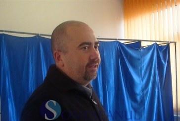 """Președintele PMP Dej a votat """"pentru o Românie frumoasă"""" – FOTO/VIDEO"""