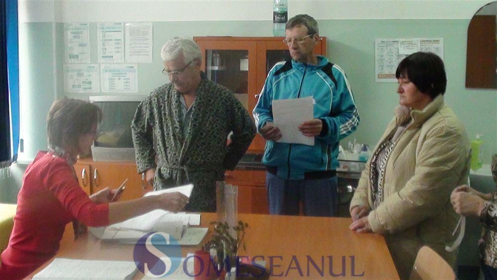 prezidentiale 2014 dej urna mobila spital (2)
