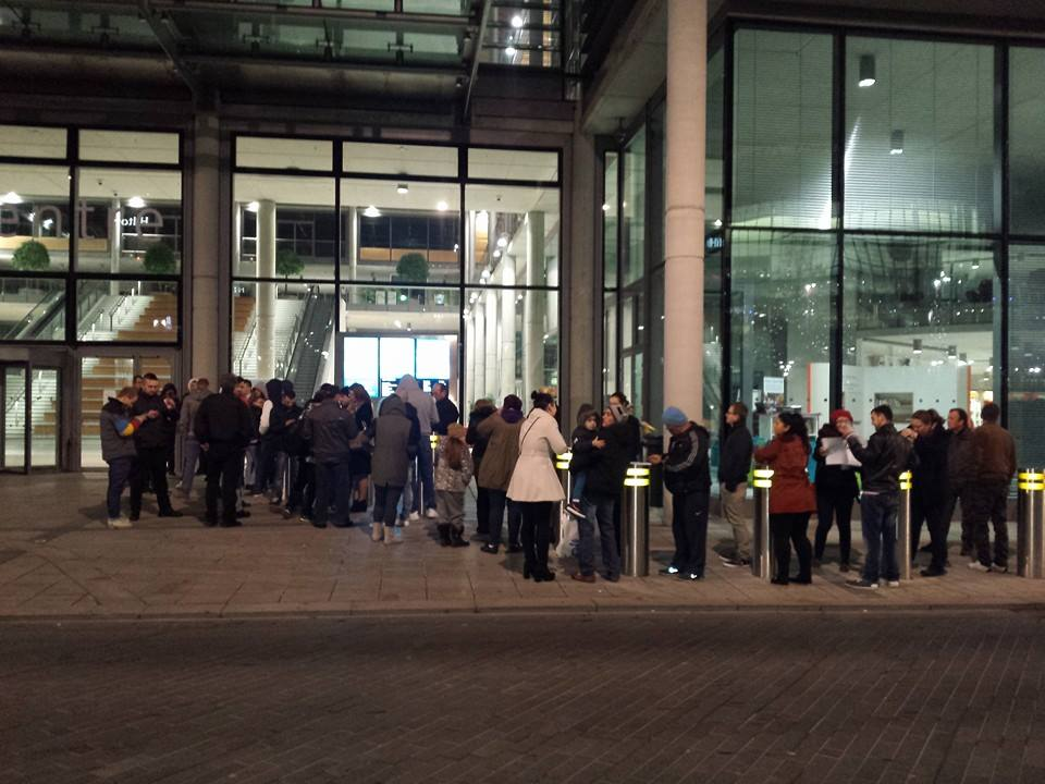 romanii voteaza in Londra