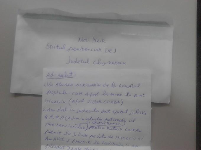 scrisoare nati meir cancan