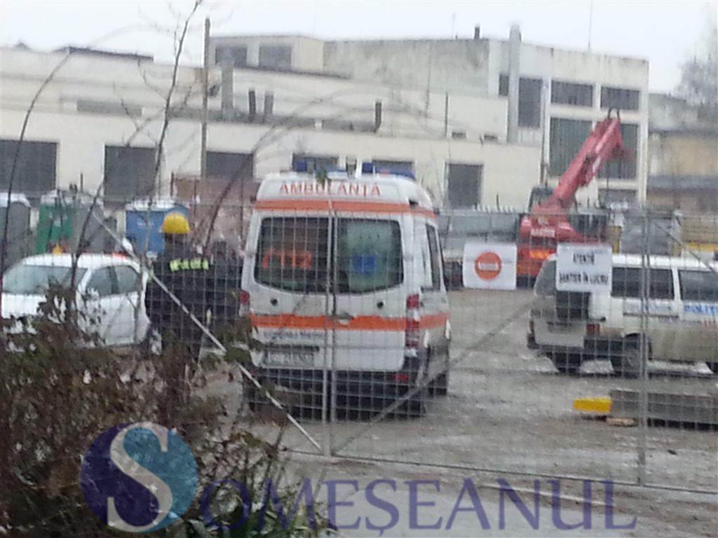 someseanul-accident munca mortal cluj (1)