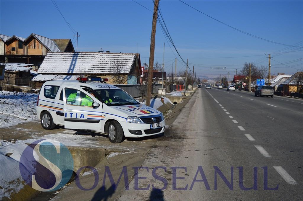 actiune politie radar