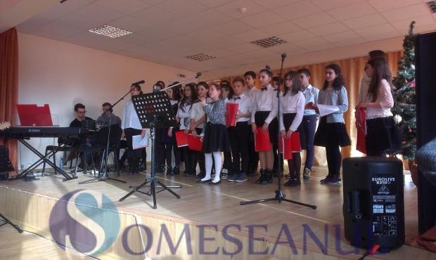 concert colinde CNAM Dej (6)
