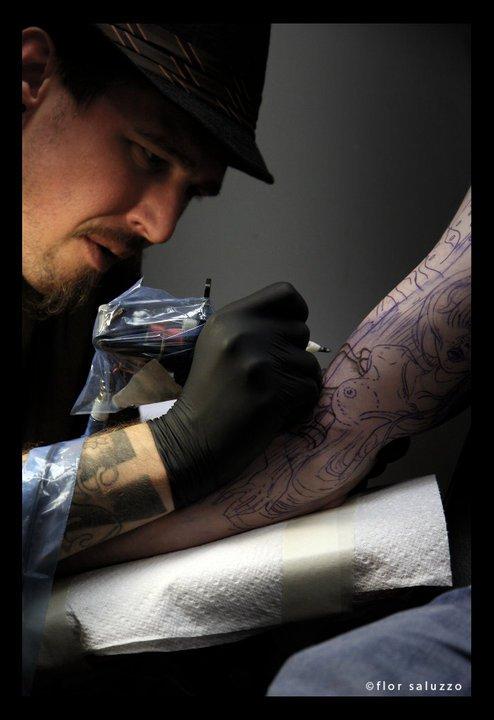 cris gherman tatuand
