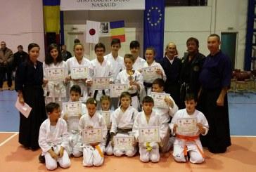 Finala Campionatului Național de Karate Kogaion pentru copii, în weekend la Dej