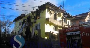 incendiu casa Gherla (2)