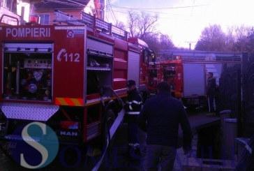 TRAGEDIE. Un bărbat a murit în urma unui incendiu la Năsal