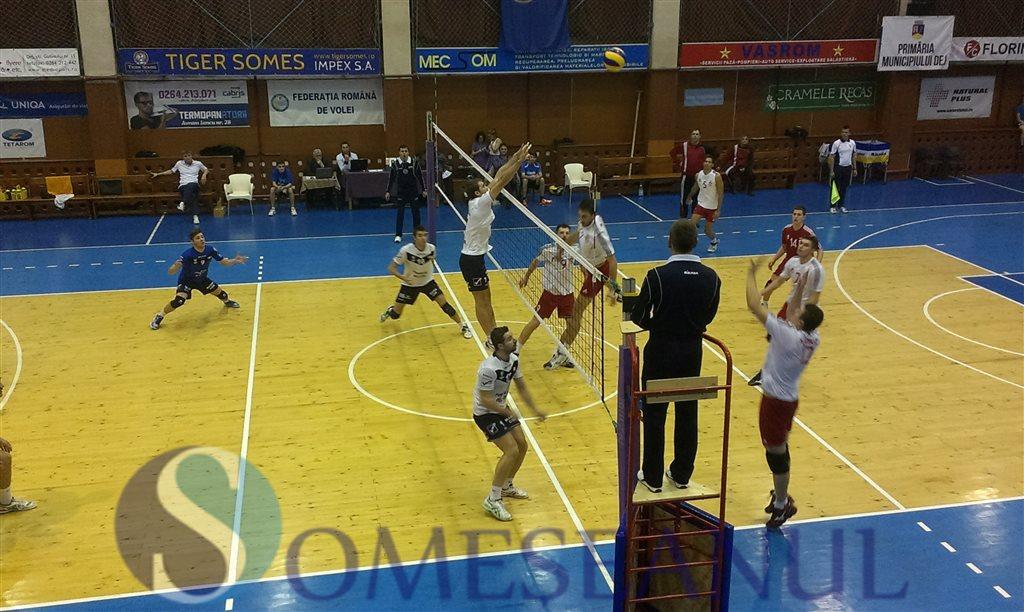 someseanul-Unirea Dej-Dinamo-Cupa Challenge